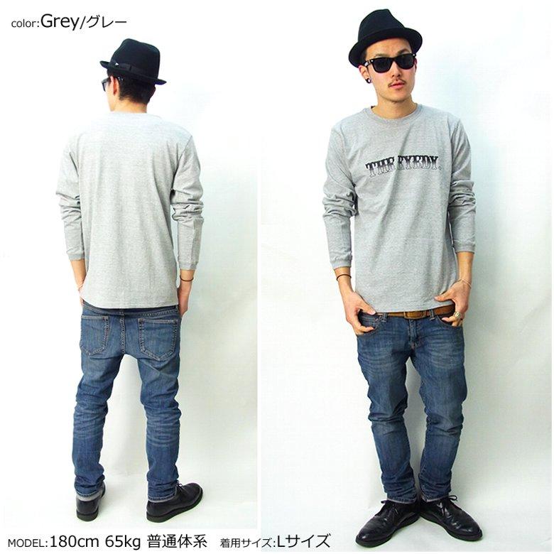 (福袋バラ売り) EYEDY アイディー Tシャツ メンズ 長袖 西海岸 ファッション ヒップホップ LA
